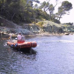 Boot 2 – Schlauchboot